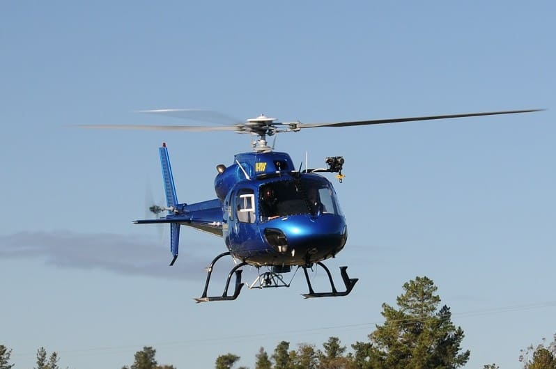 2 x AS355 Twin Squirrel
